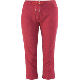Millet Babilonia Hemp Capri Pants Women heather velvet